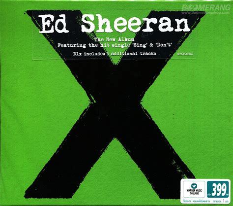 ed sheeran x album cover i preferiti del mese di dicembre la lettrice distratta