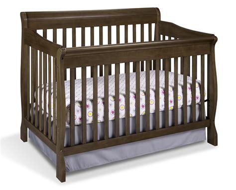 Stork Craft Crib Parts by Storkcraft Modena Convertible Crib Dove Brown Baby