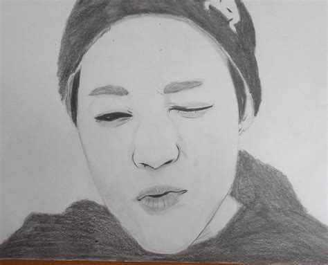 V Drawing Jimin by Bts Jimin Drawing By Jojodrawfr On Deviantart