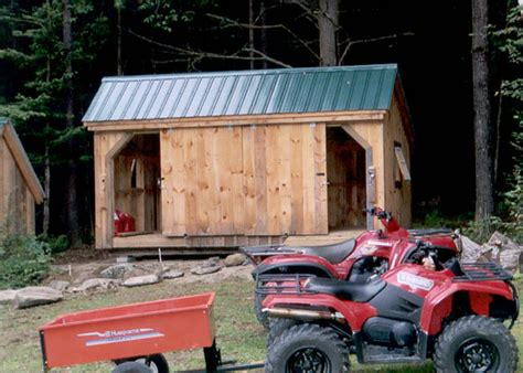 Sled Shed by 3 Bay Shed Wooden Shed Kits For Sale Jamaica Cottage Shop
