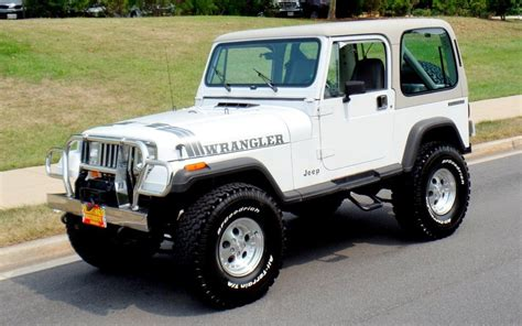 jeep wrangler 1990 1990 jeep wrangler 1990 jeep wrangler for sale to buy or