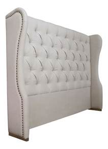 Sofa Tables And Consoles Upholstered Linen Headboard La Residence Interiors