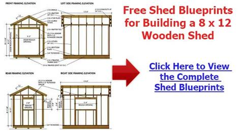 Tool Shed Plans How To Get The Right Shed Blueprints For Free Building Plans For Tool Shed
