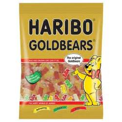 Chocolate Fruit Delivery Haribos Gold Bears 160g