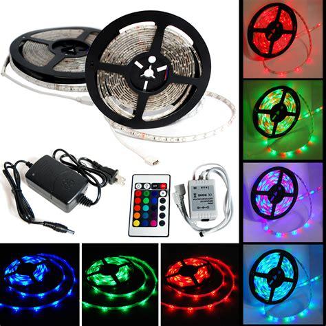remote led lights strips 12v rgb 3528 led smd light led remote