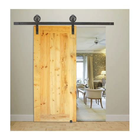 Rsb Flat Track Wall Sliding Quot Barn Quot Door Hardware Barn Door Flat Track