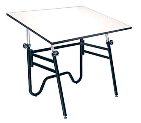Alvin Opal Folding Drafting Table Portable Art Table Alvin Drafting Table