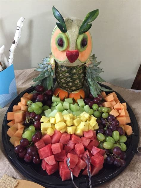 Fruit Tray For Baby Shower by Best 20 Baby Shower Fruit Ideas On
