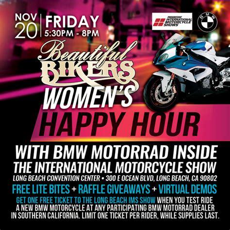 Happy Hour Bmw by Beautiful Bikers Happy Hour With Bmw Motorrad Friday