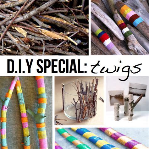 twig crafts for gettin twiggy with it diy ideas for twigs sticks