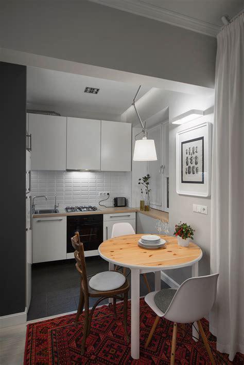 small bachelor pad idea designed modern retro style homesthetics inspiring ideas home
