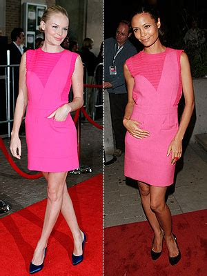 Who Wore It Better Kate Bosworth Vs Thandie Newton In Preen by Fashion Faceoff Kate Vs Thandie