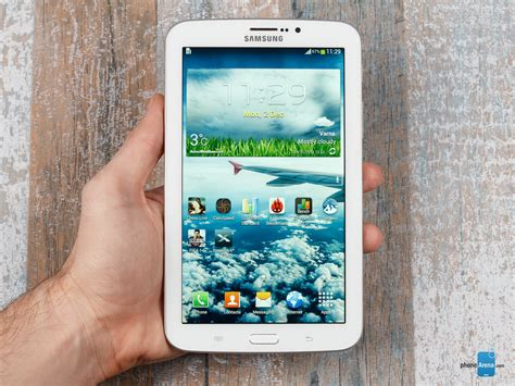samsung galaxy tab 3 7 inch review phonearena
