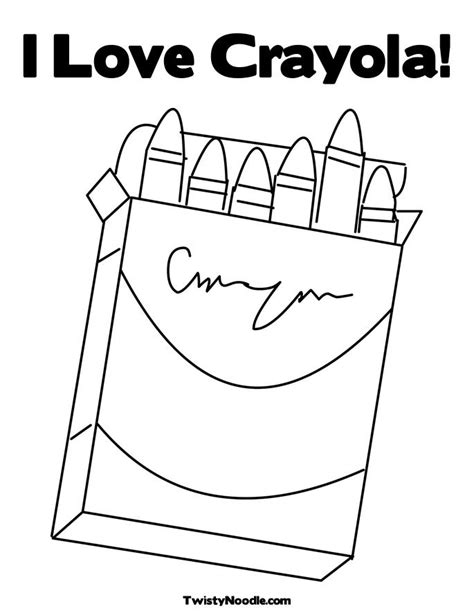 Unique Crayola Crayon Coloring Pages 12 On Coloring Site Crayola Crayon Coloring Pages