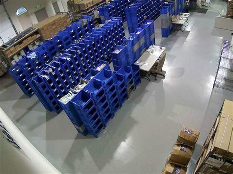 warehouse organization layout warehouse automation ipad pick list barcodes camera