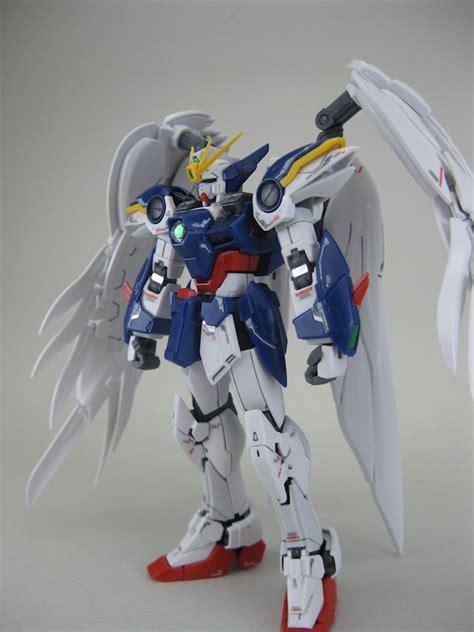 Rg Wing Zero Ew Complete Set rg complete project 3 wing zero complete gaijin gunpla
