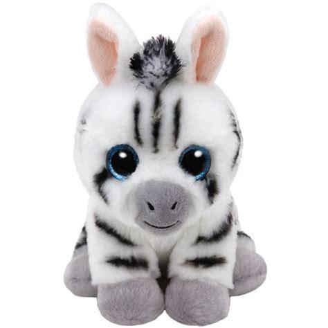 beanie boo ty beanie boo classic knuffel zebra stripes 33 cm