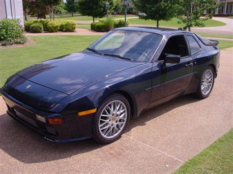 Porsche 944 Manual by Sell Used 1988 Porsche 944 Manual Nice In Amory