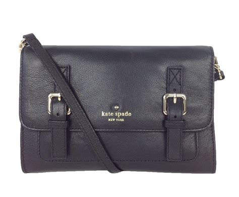 Allens New It Bag by Kate Spade New York Allen Neil Leather Crossbody