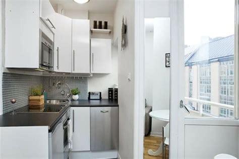 Scandinavian Kitchen Cabinets wei 223 e kleine k 252 che einrichten 30 vorschl 228 ge