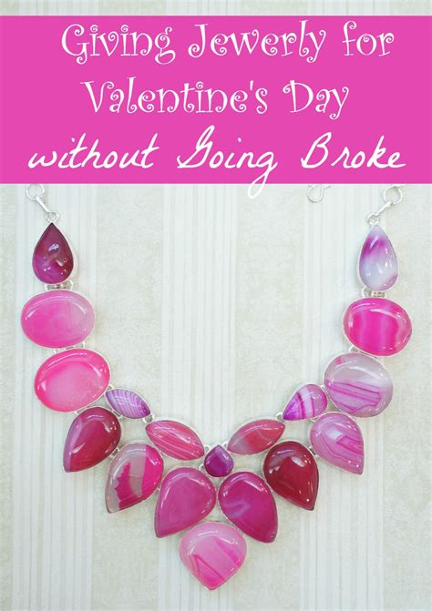 give jewelry for s day without busting your