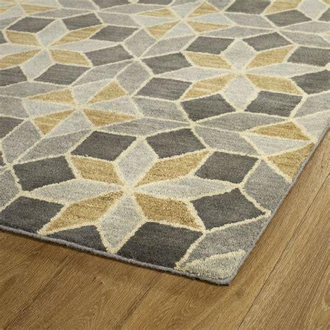 kaleen rugs kaleen rosaic roa04 75 grey rug