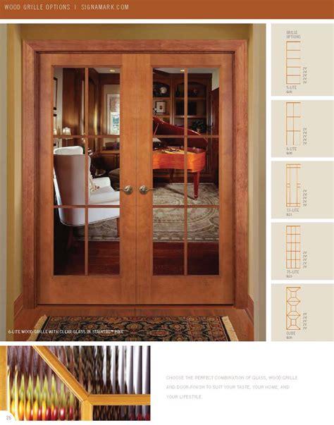 Signamark Interior Doors Catalogs