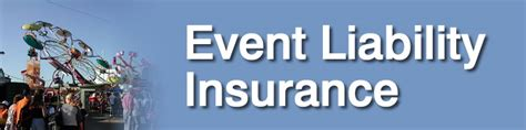 Event liability insurance   Compare Event Liability