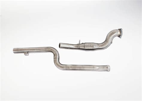 Downpipe Innova Diesel Kd Engine downpipe kit m271 evo kleemann