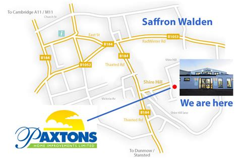 paxtons home improvements limited contact information