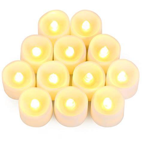 kerzen für kerzenleuchter amir led kerzen 12 led flammenlose kerzen weihnachten led