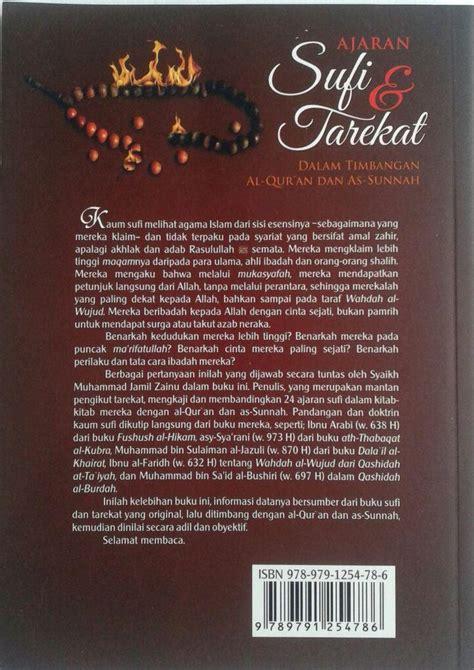 Buku Original Agar Doa Dikabulkan buku ajaran sufi dan tarekat dalam timbangan al quran dan as sunnah