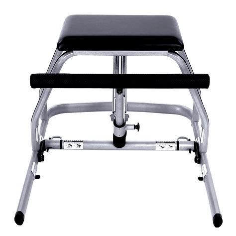 pilates bench peak pilates mve 174 fitness chair w split pedal shop your