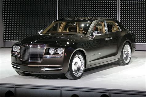 Chrysler Imperial Concept Car by 2006 Chrysler Imperial Concept Related Infomation