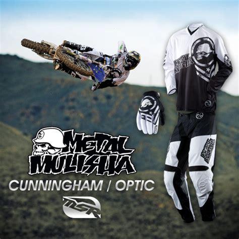 motocross gear phoenix kyle cunningham debuts new msr mulisha gear in