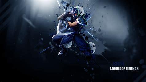 league of legends league of legends shen wallpaper 1111580