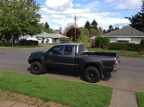 Tacoma Back Rack by Build 2014 Tacoma Autos Weblog