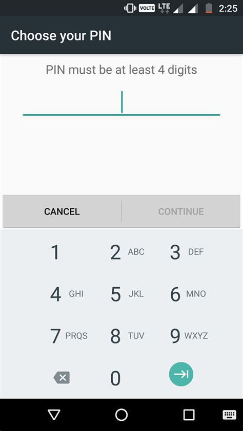 pattern pin or password how to secure your android devices with pattern pin or