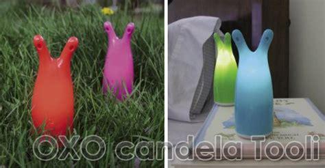 oxo candela tooli 不思議な形のキュートなledライト tooli 雑貨ノート オシャレな雑貨とインテリア