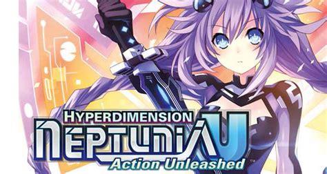 Psvita Hyperdimension Neptunia U Unleased R1 hyperdimension neptunia u unleashed llega a ps vita este viernes hobbyconsolas juegos