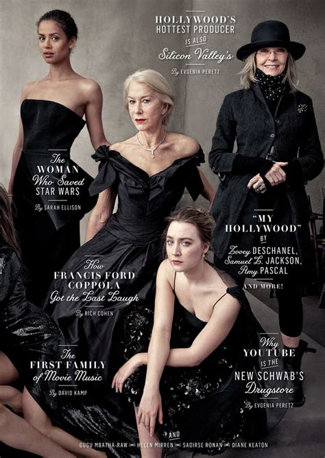 Vanity Fair Issue by Vanity Fair Puts All On Cover Of Annual