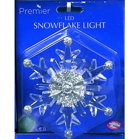 battery operated snowflake lights battery operated colour changing led snowflake light