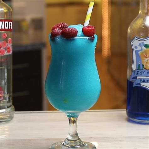 blue raspberry margarita frozen drink recipes alcoholic frozen drinks for summer