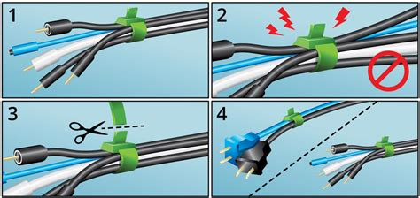 tips for home a v cable management