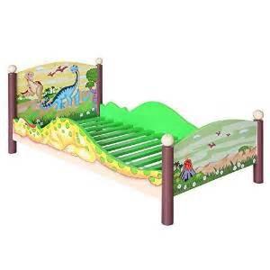 Dinosaur Kingdom Toddler Bed Fields By Teamson Dinosaur Kingdom Childrens