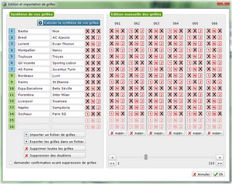 Tarif Grille Loto Foot by Comment Marche Le Loto Foot