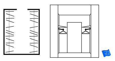 House Plans For A View walk in closet design