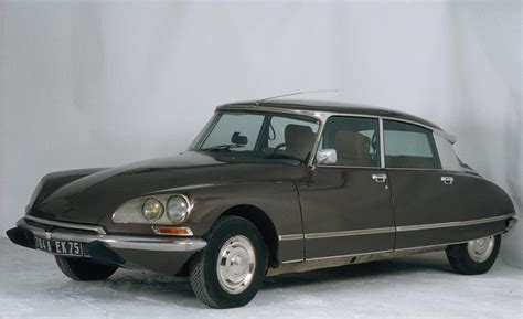 1968 Citroen Ds by Car And Driver