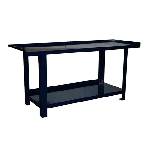 metal workshop benches shop international tool storage 71 in w x 34 in h steel