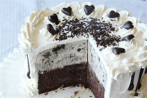 icecream cake easy two ingredient cake recipe